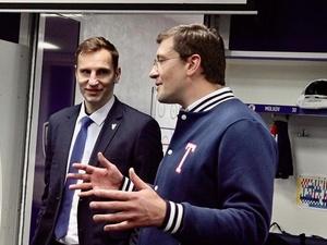 Немировски продолжит тренировать «Торпедо»