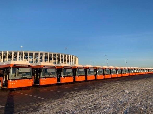 200 автобусов закупит Нижний Новгород в лизинг - фото 1