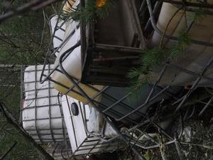 Полиция ищет виновных в складировании химотходов в Дзержинске