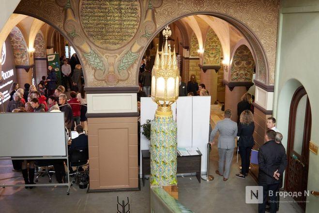 Победители проекта «В городе N» побывали на эксклюзивной экскурсии в Госбанке на Большой Покровской - фото 17