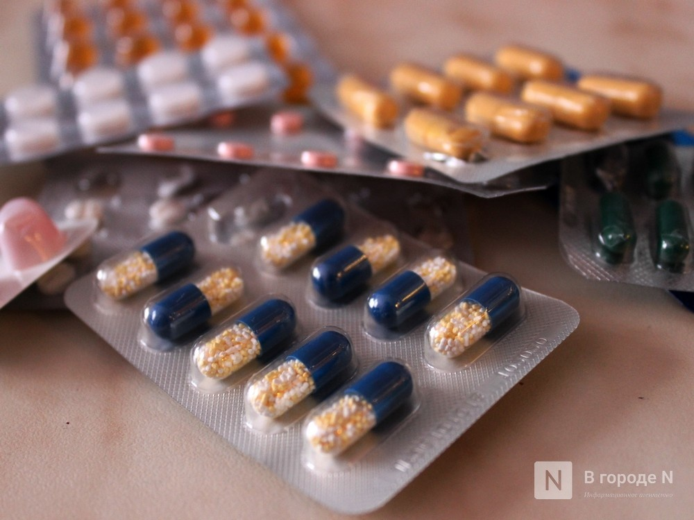 Минздрав решает вопрос обеспечения нижегородцев лекарств от COVID - фото 1