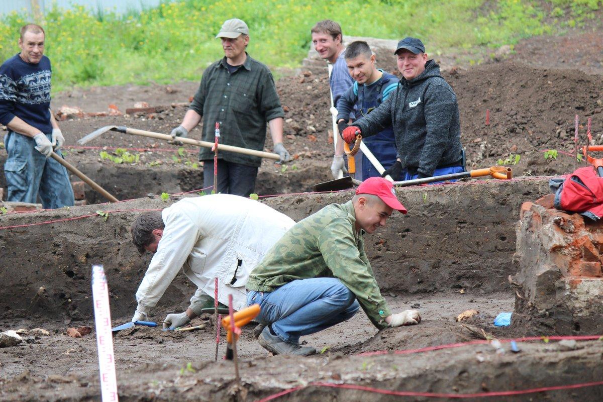 Новые находки на старом кладбище: что обнаружили археологи в Нижегородском кремле - фото 5