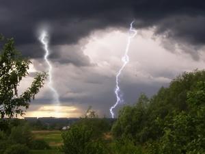 Грозы, ливни и сильный ветер надвигаются на Нижегородскую область