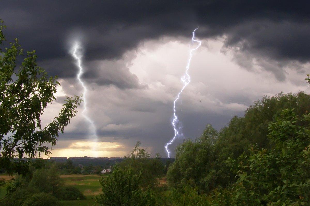 Грозы, ливни и сильный ветер надвигаются на Нижегородскую область - фото 1