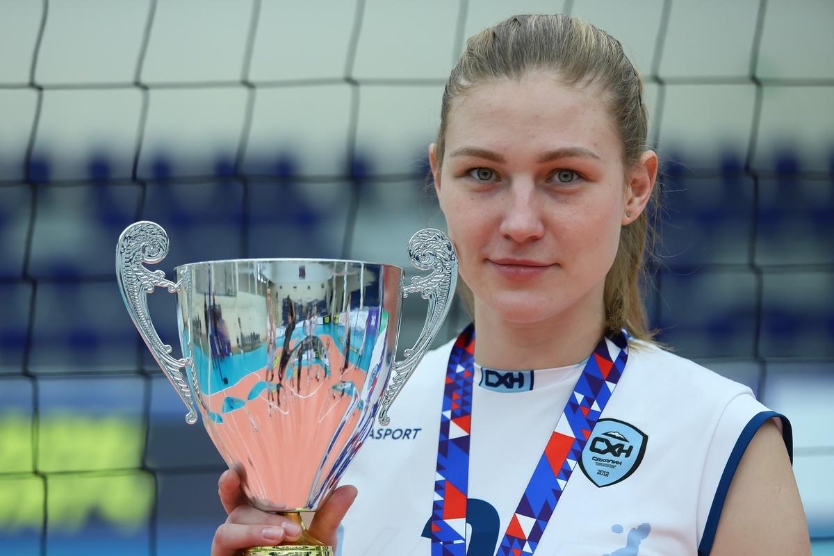 Мария Самойлова покидает нижегородскую волейбольную «Спарту» - фото 1
