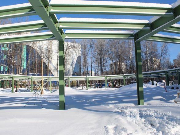Детский центр в нижегородском парке «Швейцария» готов на треть - фото 4