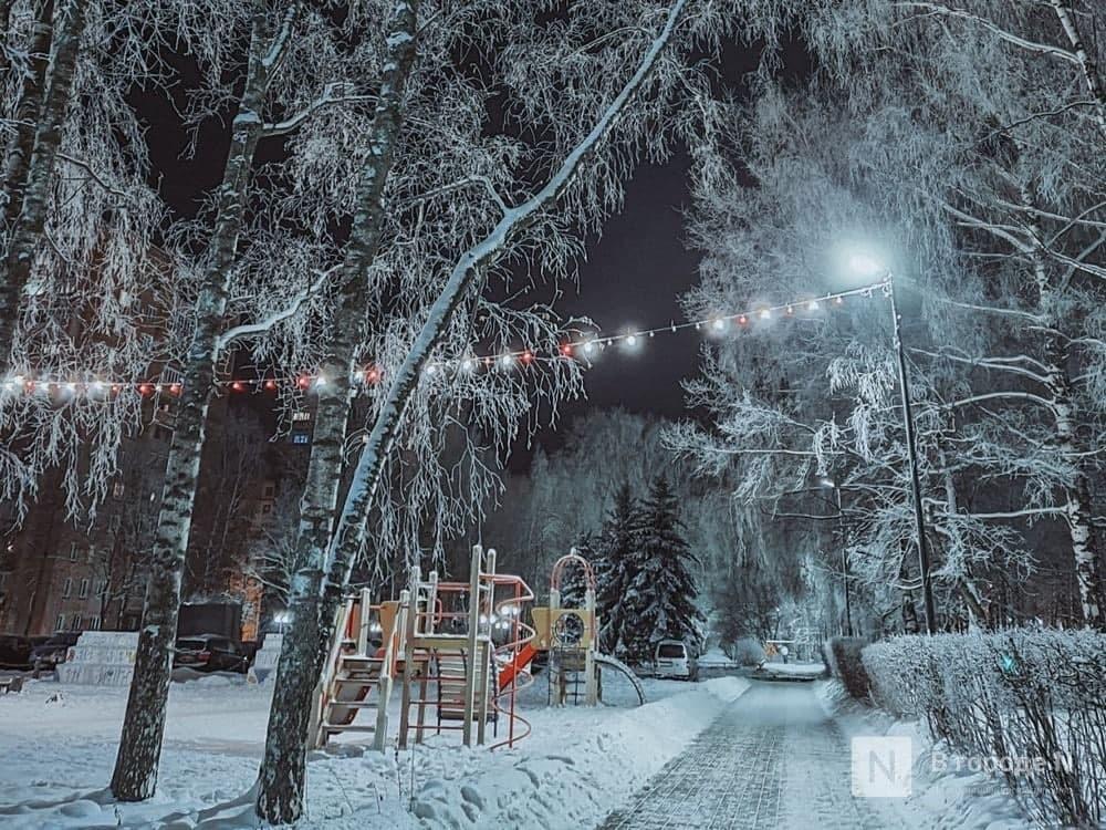 Морозы до -29° в ночь на Крещение ожидаются в Нижегородской области - фото 1