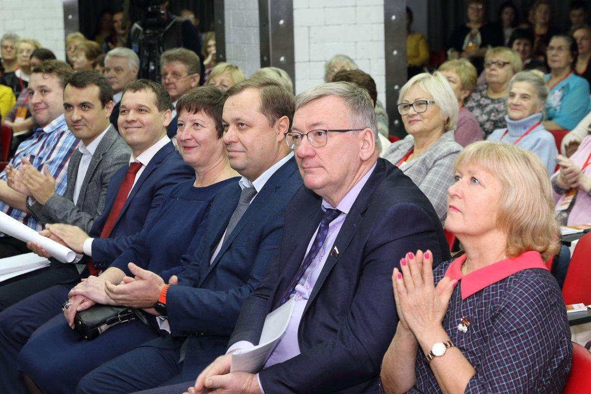 Почти 350 человек приняли участие в форуме ТОС в Нижнем Новгороде - фото 1