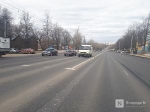 Нижний Новгород вошел в десятку российских городов с лучшими дорогами