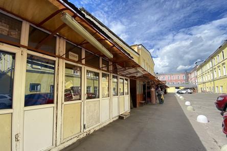 Реконструкция ждет «Мытный рынок» в Нижнем Новгороде