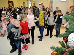Около 2000 нижегородских детей посетили «Губернаторскую елку»