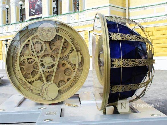 Часы обратного отсчета до 800-летия появились в Нижнем Новгороде - фото 5