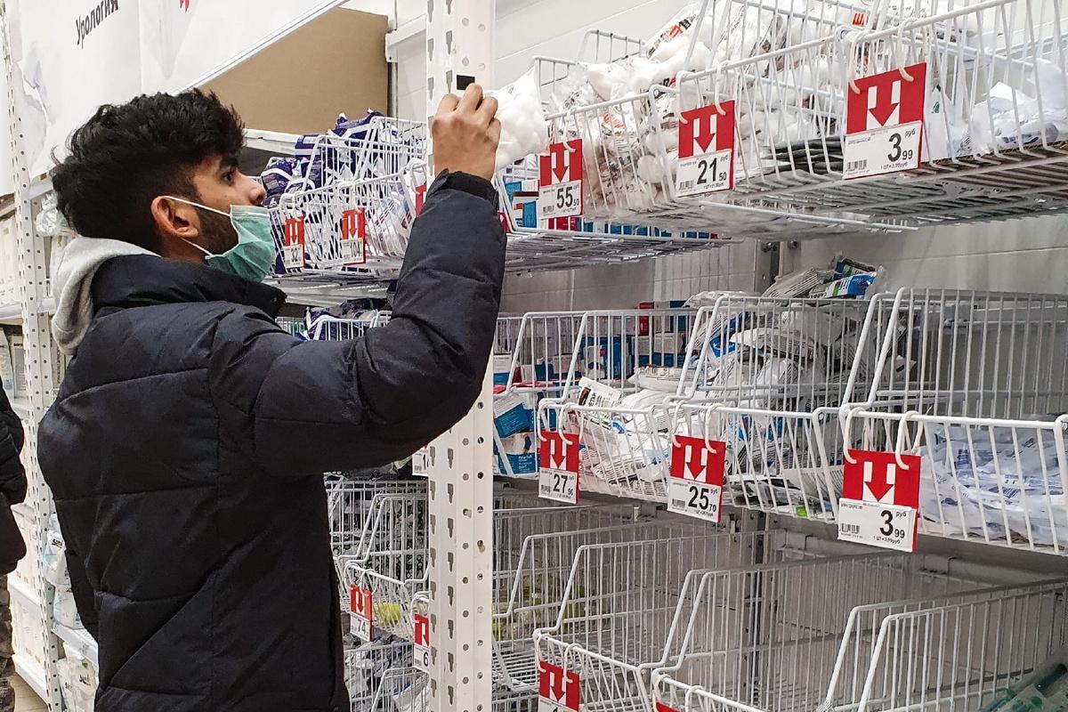 Стало известно, какие магазины продолжили работу в нижегородских торговых центрах
