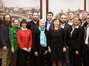 Глава Нижнего Новгорода провела встречу с экспертом по интегральному развитию городов