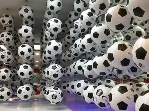 Приволжские таможенники задержали крупную партию футбольных мячей