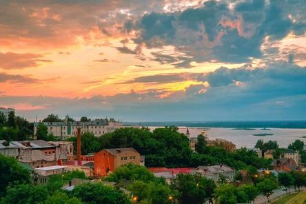 Празднование 800-летия Нижнего Новгорода может пройти в акватории Оки и Волги