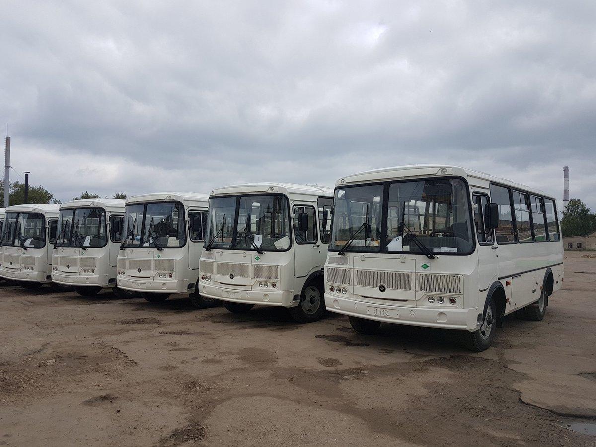 11 новых автобусов выйдут на городские маршруты Арзамаса - фото 1