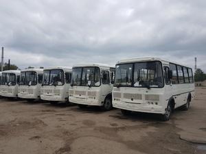 11 новых автобусов выйдут на городские маршруты Арзамаса