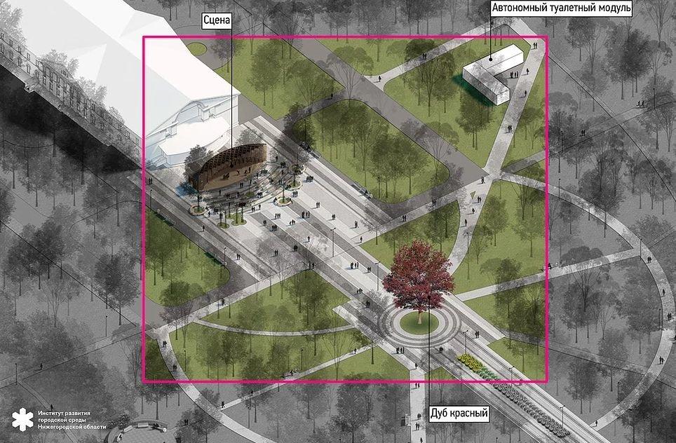 Скалодром и «лавочка интроверта»: как преобразится парк «Дубки» - фото 5