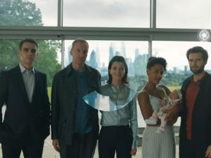 Появился расширенный трейлер нового Sci-fi сериала «Поток»