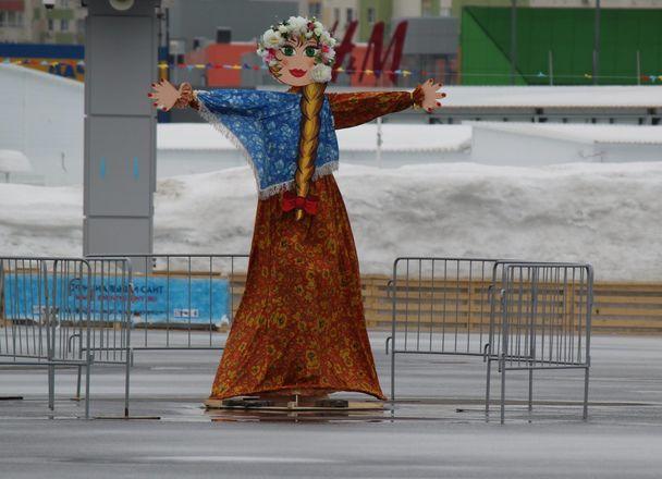 Нижегородцы отметили спортивную Масленицу в «Зимней сказке» - фото 21