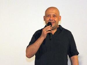 Алексей Герман-младший представил фильм «Довлатов» в Нижнем Новгороде