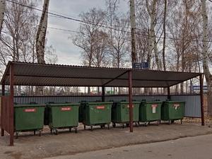 3,5 млн рублей направлено на обустройство мусорных площадок Автозавода