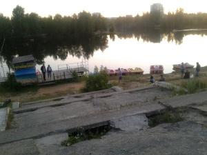 На ремонт городских лестниц у Нижнего Новгорода нет денег