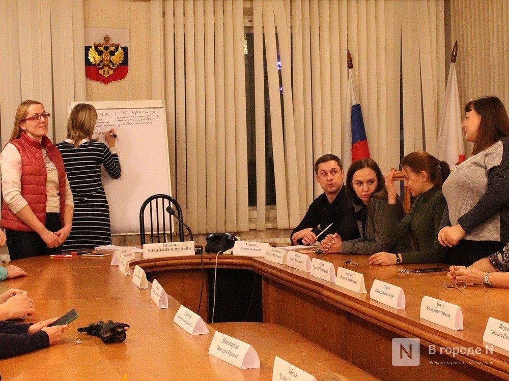 Цветники и фотографии отличников: что хотят видеть нижегородцы на площади Советской - фото 2