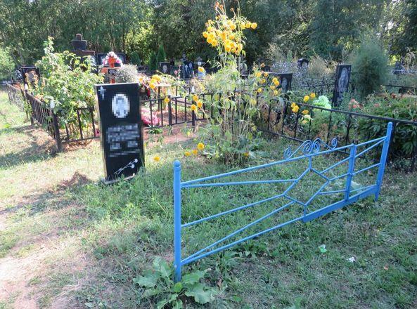 Жители Кстова похищали ограды с кладбищ - фото 3