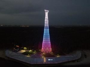 Более 10000 человек посетили Шуховскую башню на Оке за неделю с момента открытия