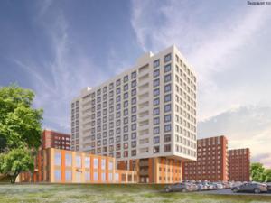 Новое общежитие с детсадом хочет построить ННГУ за «Фантастикой»