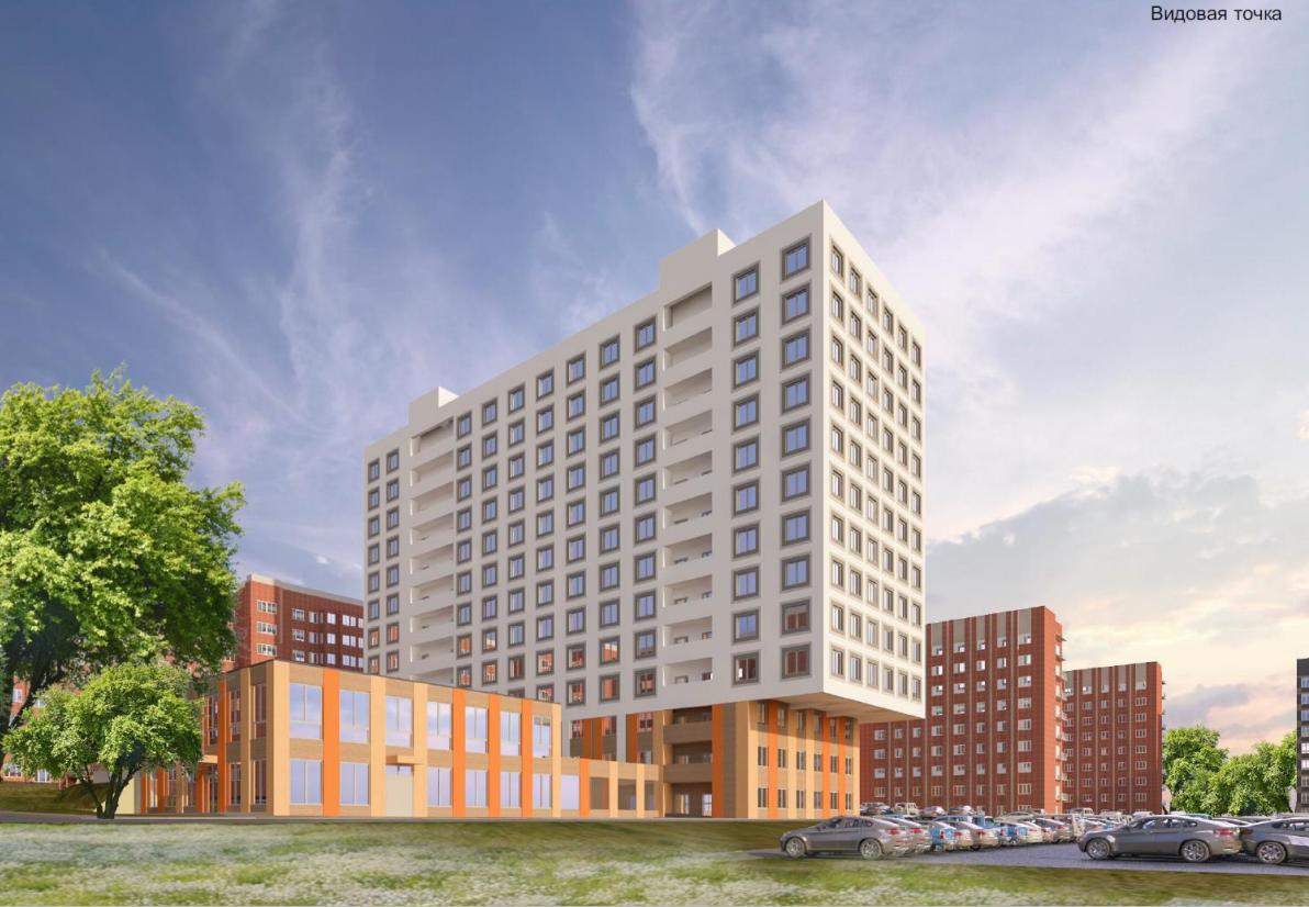 Новое общежитие с детсадом хочет построить ННГУ за «Фантастикой» - фото 1