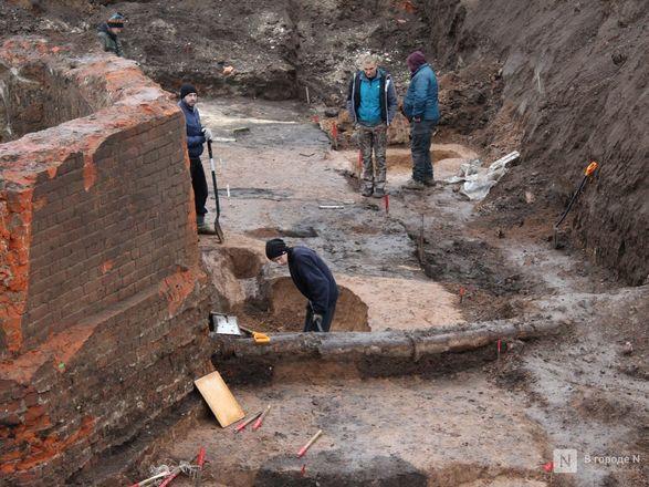 Слои нижегородской истории: что нашли археологи в Кремле - фото 30