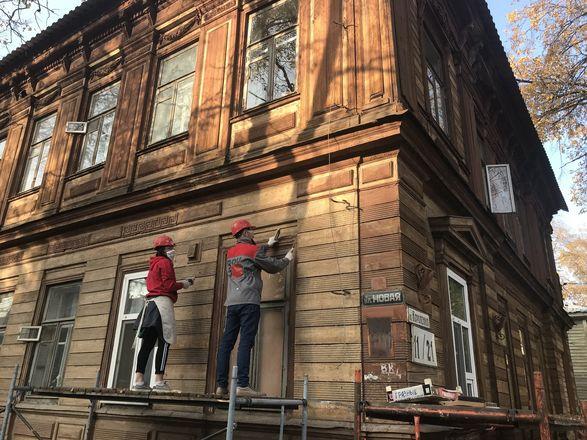 Усадьбу Лемке начали восстанавливать в Нижнем Новгороде - фото 1
