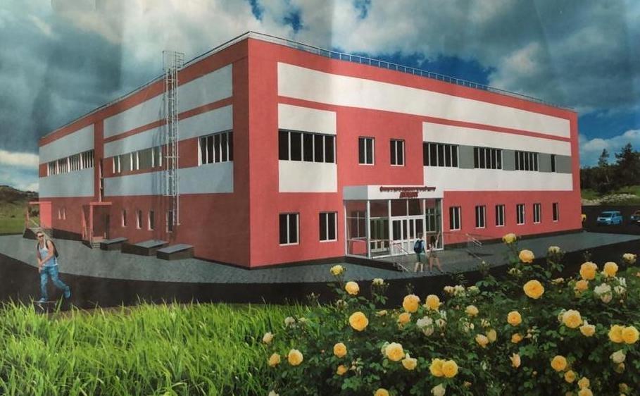 ФОК в поселке Ждановский построят в 2022 году - фото 1