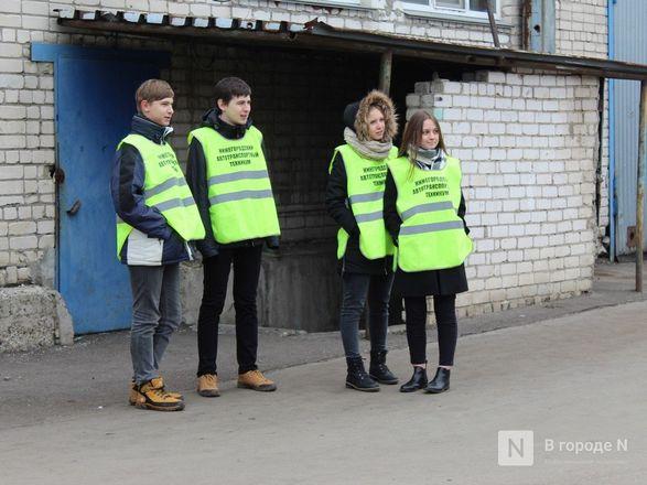 Восемь автобусов с правилами дорожного движения на бортах вышли на нижегородские маршруты - фото 16