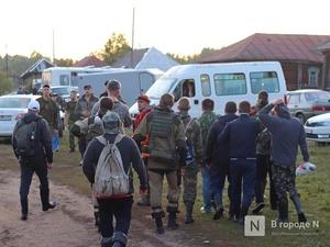 Отряды по поиску пропавших людей появятся в нескольких районах Нижегородской области