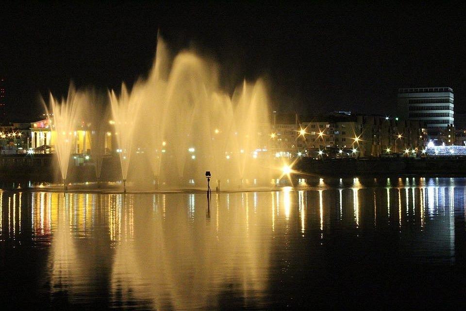 Фонтан в акватории Волги может появиться в Нижнем Новгороде