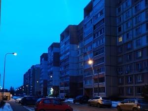 Фонари отремонтировали на улице Победной в Сормове