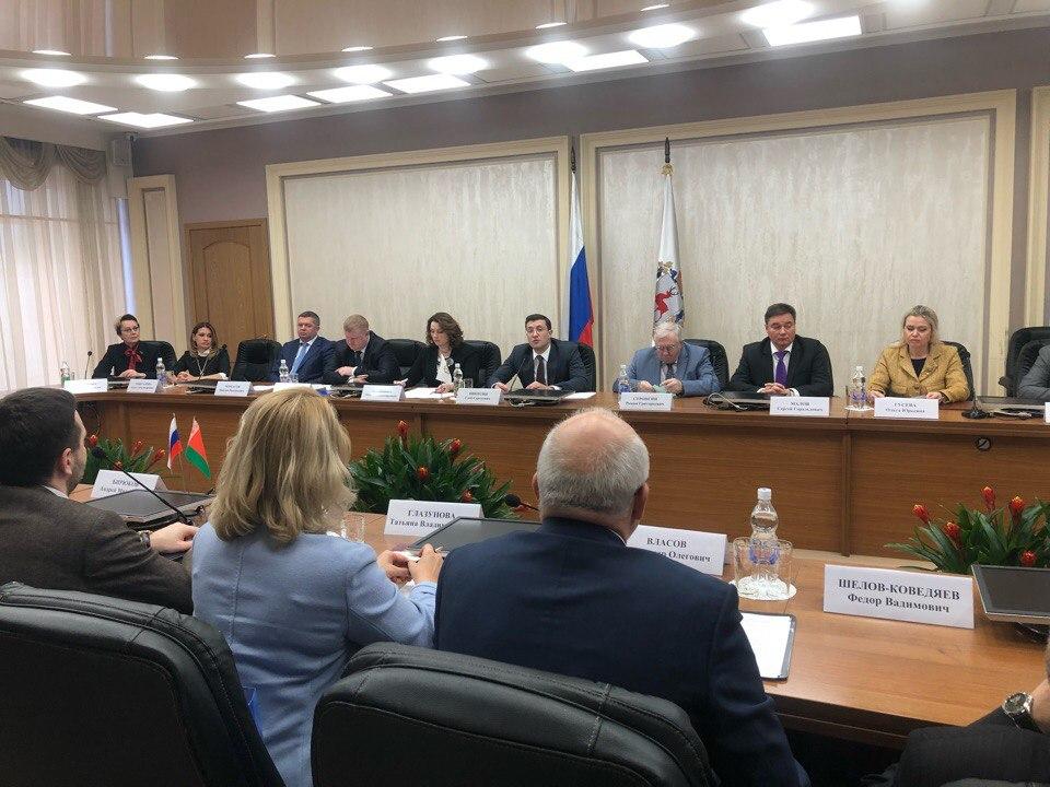 Нижегородский врио губернатора поручил довести товарооборот с Белоруссией до $1 млрд