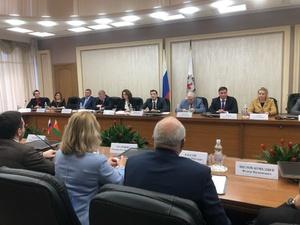 «Наша задача — достигнуть товарооборота с Республикой Беларусь в 1 млрд долларов», — Глеб Никитин
