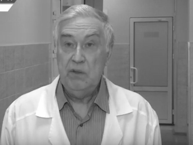 Врач Михаил Животовский скончался в Нижнем Новгороде от коронавируса - фото 1