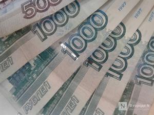 Вор украл у нижегородки 400 тысяч рублей под предлогом оформления выплат за ношение СИЗ