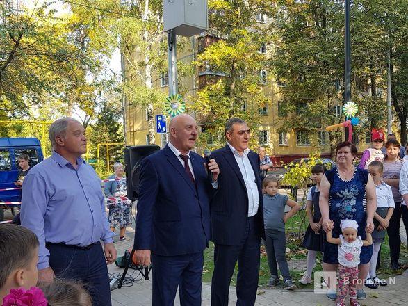 Сквер Прыгунова торжественно открыт после второй очереди благоустройства - фото 11