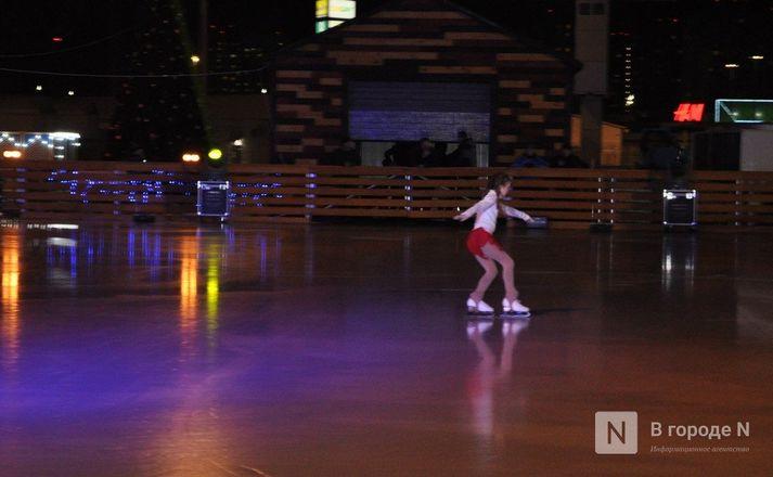 Ирина Слуцкая с ледовым шоу открыла площадку «Спорт Порт» в Нижнем: показываем, как это было - фото 24