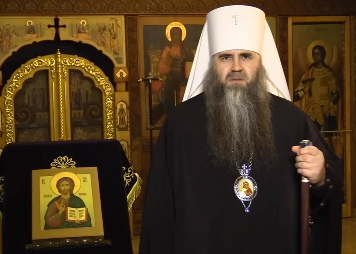 Митрополит Георгий предложил православным нижегородцам совершать одновременные молитвы против коронавируса - фото 1