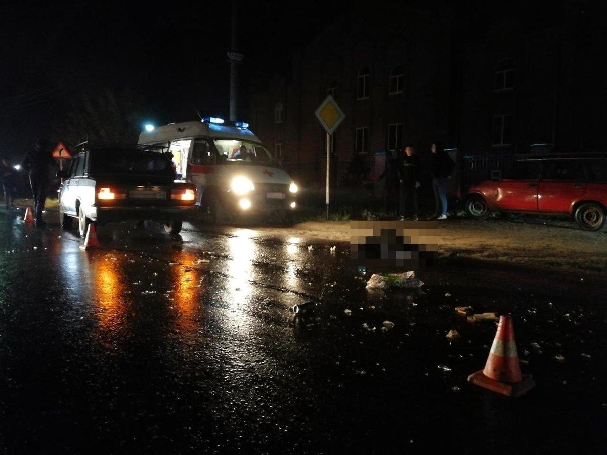 Водитель «семерки» сбил в Дзержинске пешехода насмерть - фото 1