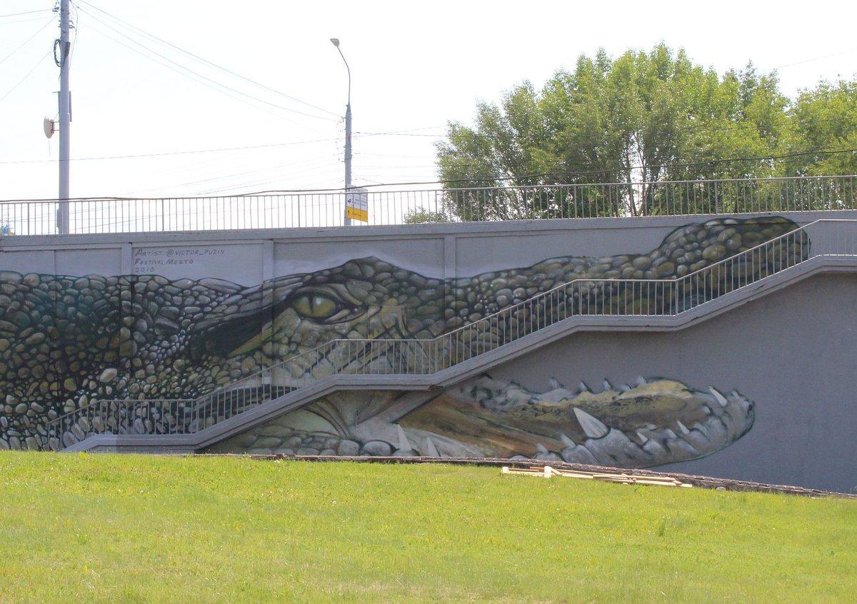 «Место» выходит из центра: где появятся объекты фестиваля уличного искусства - фото 2