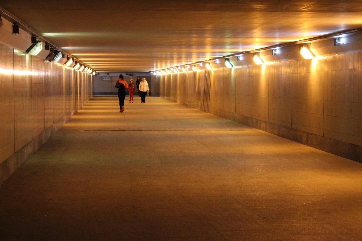 Подземный переход на Лядова перекроют на несколько дней - фото 1